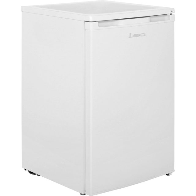 Lec R5511W.1 Fridge with Ice Box - White - A+ Rated