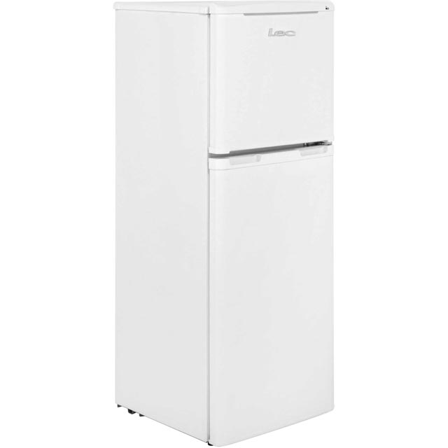 Lec T50122W 80/20 Fridge Freezer - White - A+ Rated - T50122W_WH - 1