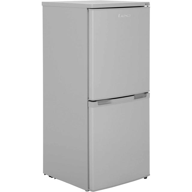 Lec T5039S.1 50/50 Fridge Freezer - Silver - A+ Rated - T5039S.1_SI - 1