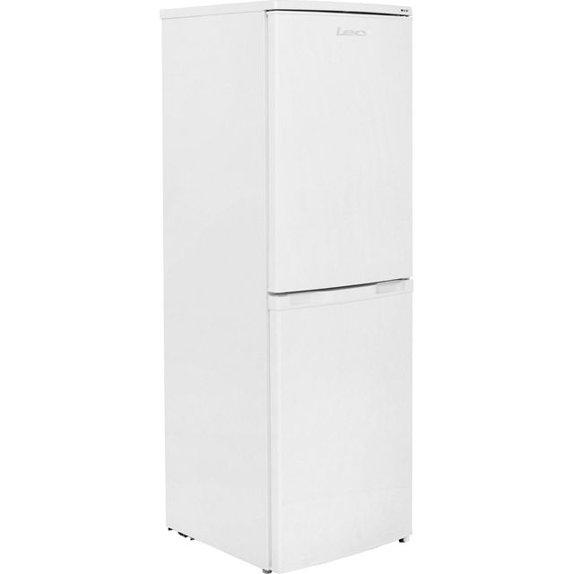 Lec 60/40 Frost Free Fridge Freezer - White - A+ Rated