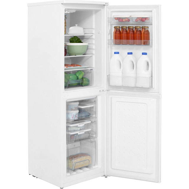 Lec TF50152W 50/50 Frost Free Fridge Freezer - White - TF50152W_WH - 2