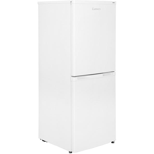 Lec TF55142W 50/50 Frost Free Fridge Freezer - White - A+ Rated