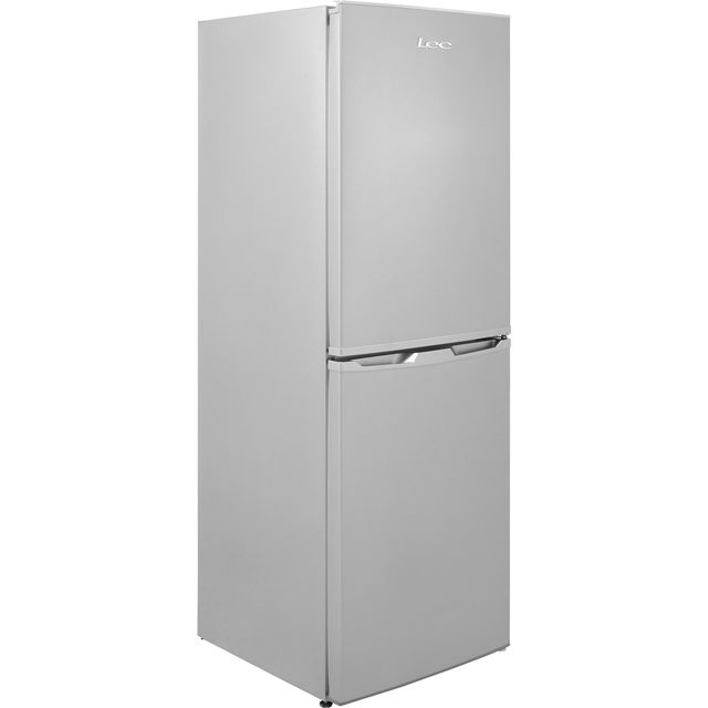 Lec TF55158S 50/50 Frost Free Fridge Freezer - Silver - A+ Rated Best Price, Cheapest Prices