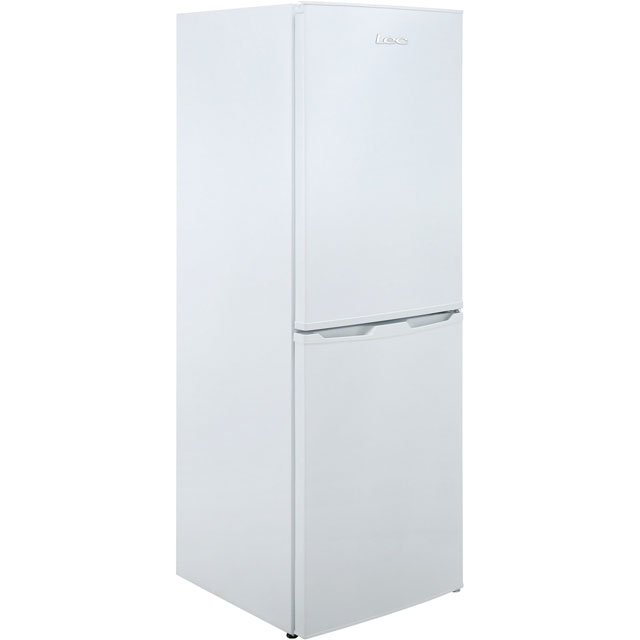 Lec TF55158W 50/50 Frost Free Fridge Freezer - White - A+ Rated Best Price, Cheapest Prices