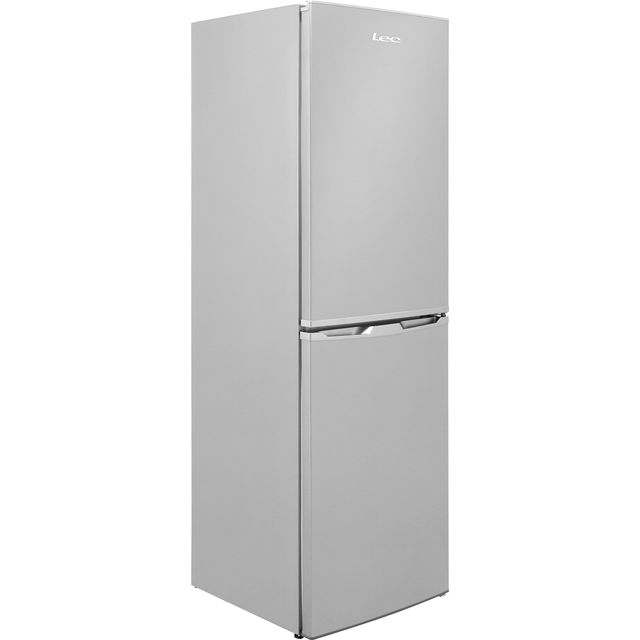 Lec TF55178S 50/50 Frost Free Fridge Freezer - Silver - A+ Rated