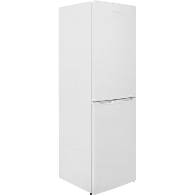 Lec TF55178W 50/50 Frost Free Fridge Freezer - White - A+ Rated