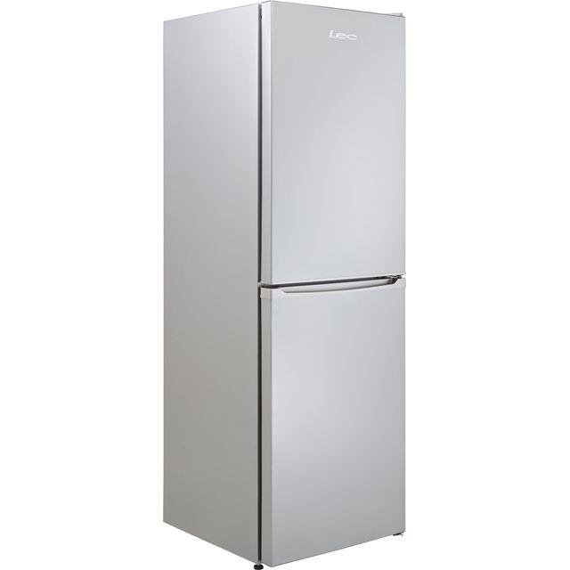 Lec TF55179S 50/50 Frost Free Fridge Freezer - Silver