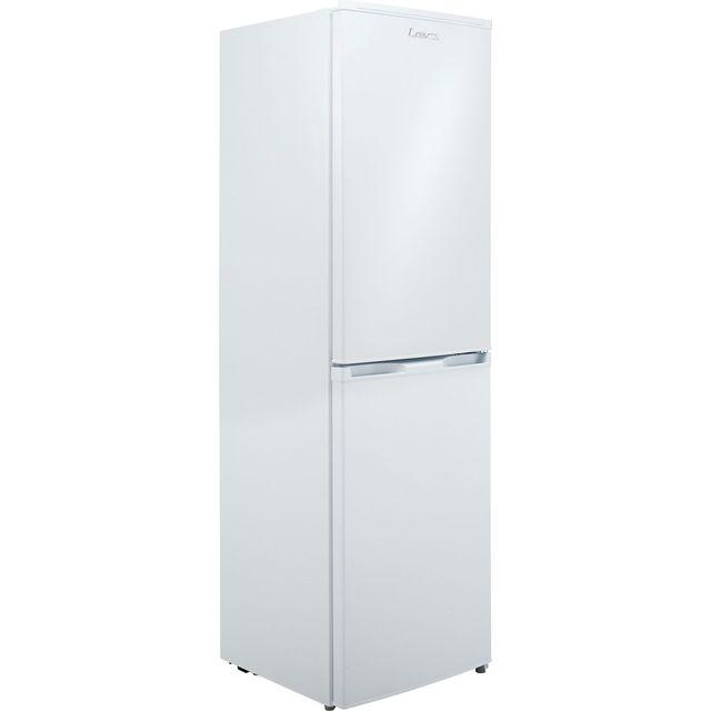 Lec TF55185W Freestanding No Frost Fridge Freezer