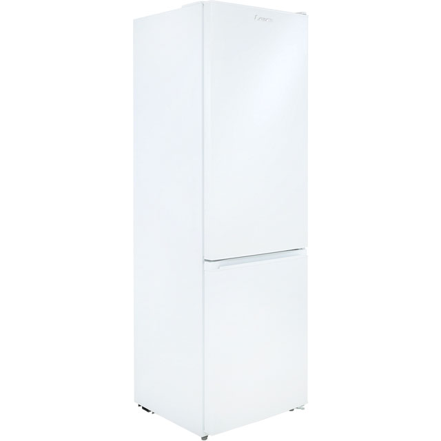 Lec Free Standing Fridge Freezer Frost Free in White