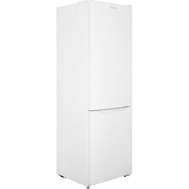 Lec 60/40 Frost Free Fridge Freezer - White - A++ Rated