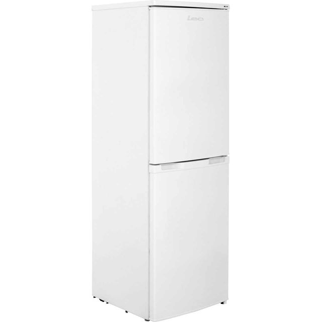 Lec TS50152W Fridge Freezer White