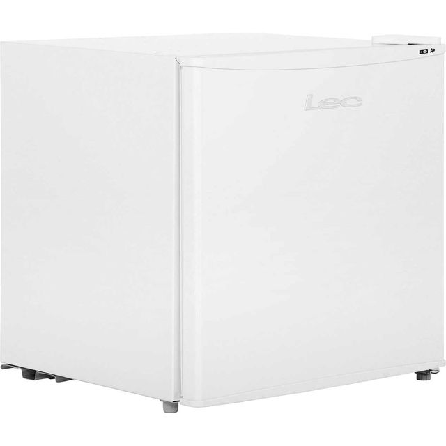 Lec U50052W.1 Mini Freezer - White - A+ Rated - U50052W.1_WH - 1