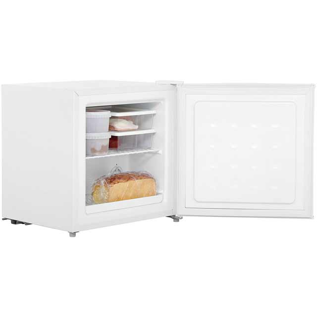 Lec U50052W.1 Under Counter Freezer - White - U50052W.1_WH - 2