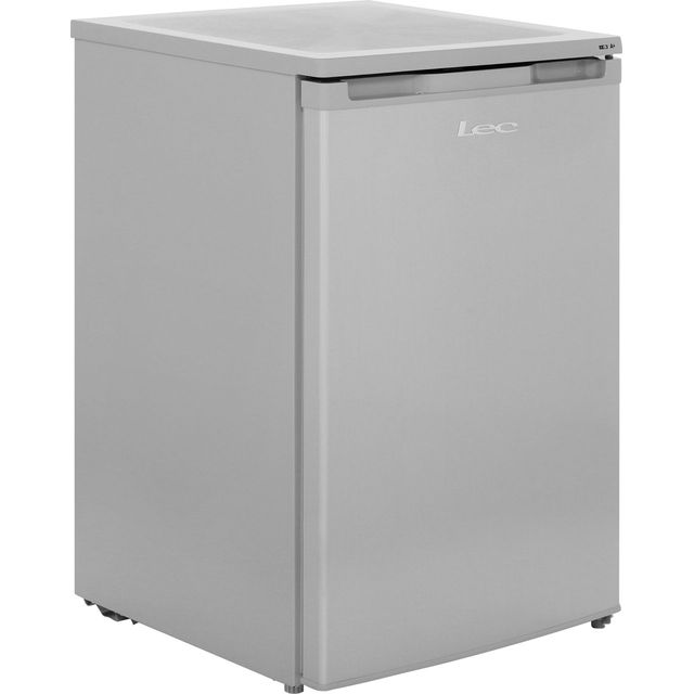 Lec U5511S.1 Under Counter Freezer - Silver - A+ Rated - U5511S.1_SI - 1