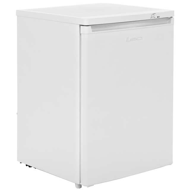 Lec U6014W Under Counter Freezer - White - A+ Rated