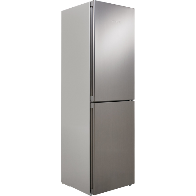Liebherr CNel4713 50/50 Frost Free Fridge Freezer - Stainless Steel - A++ Rated - CNel4713_SS - 1
