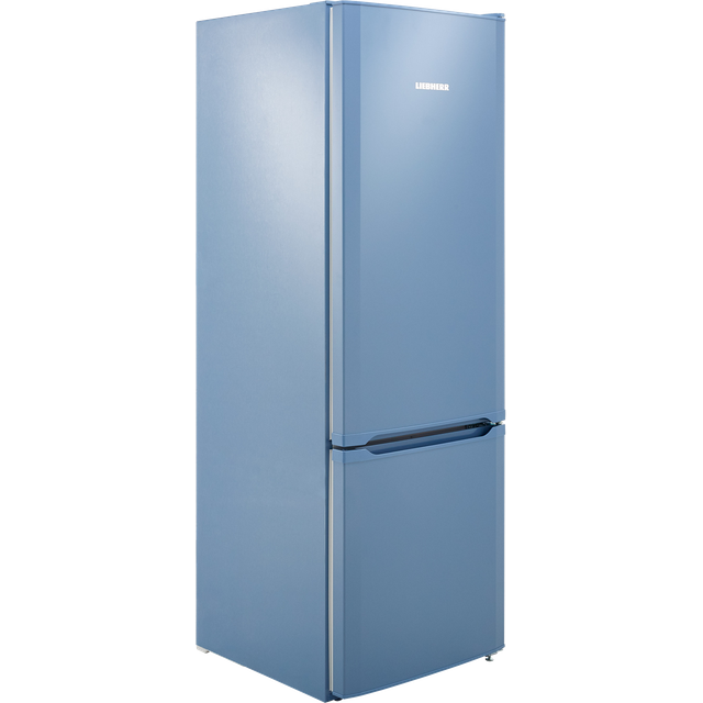 Liebherr CUfb2831 70/30 Frost Free Fridge Freezer - Blue - A++ Rated - CUfb2831_BL - 1