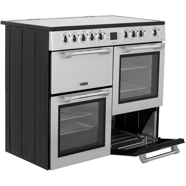 Leisure CK100C210C Cookmaster 100cm Electric Range Cooker - Cream - CK100C210C_CR - 5