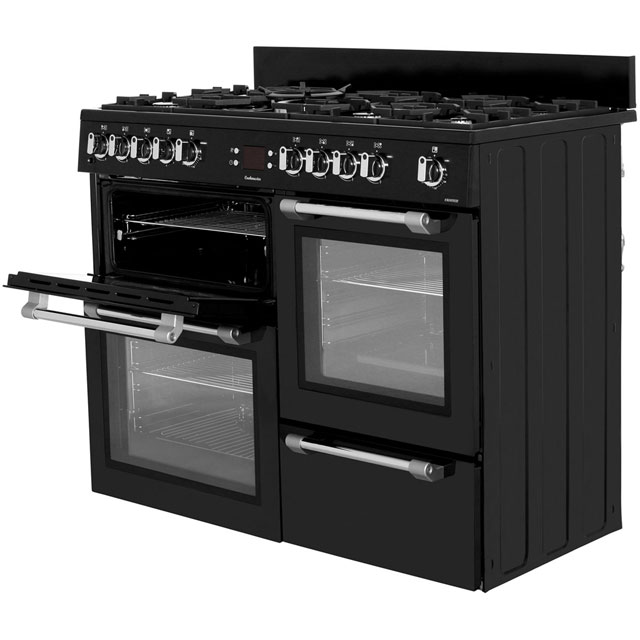 Leisure CK110F232C Cookmaster 110cm Dual Fuel Range Cooker - Cream - CK110F232C_CR - 2
