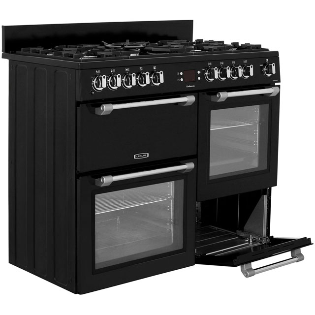 Leisure CK110F232C Cookmaster 110cm Dual Fuel Range Cooker - Cream - CK110F232C_CR - 5