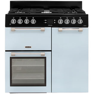 Leisure Cookmaster CK90F232B 90cm Dual Fuel Range Cooker - Blue - A/A Rated - CK90F232B_BL - 1