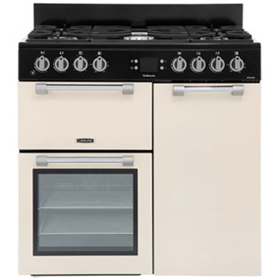 Leisure Cookmaster CK90F232C 90cm Dual Fuel Range Cooker - Cream - A/A Rated - CK90F232C_CR - 1