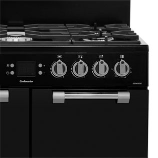 Leisure CK90F232R Cookmaster 90cm Dual Fuel Range Cooker - Red - CK90F232R_RD - 3