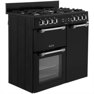 Leisure CK90F232R Cookmaster 90cm Dual Fuel Range Cooker - Red - CK90F232R_RD - 4
