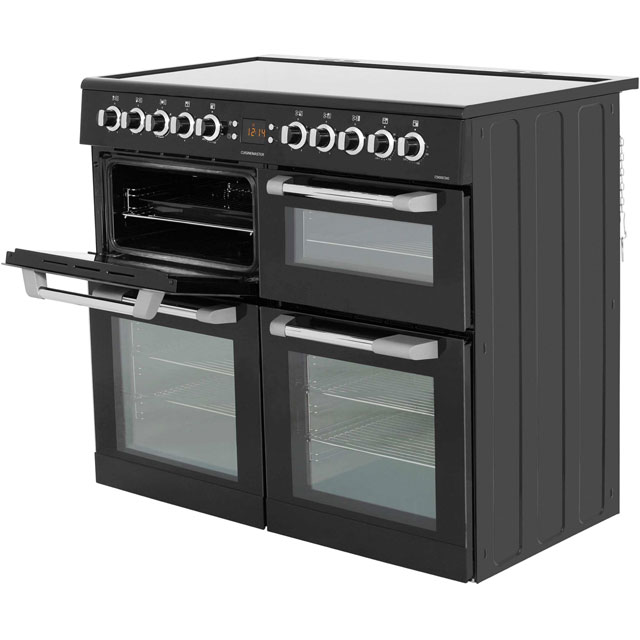 Leisure CS100C510X Cuisinemaster 100cm Electric Range Cooker - Stainless Steel - CS100C510X_SS - 2