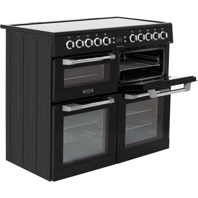 Leisure CS100C510X Cuisinemaster 100cm Electric Range Cooker - Stainless Steel - CS100C510X_SS - 4