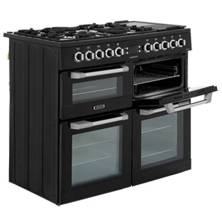 Leisure CS100F520X Cuisinemaster 100cm Dual Fuel Range Cooker - Stainless Steel - CS100F520X_SS - 4