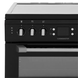 Leisure Cuisinemaster CS60CRX Electric Cooker - Stainless Steel - CS60CRX_SS - 4