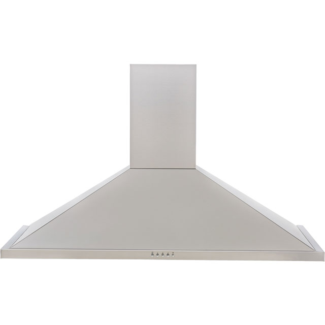 Leisure H102PX 100 cm Chimney Cooker Hood - Stainless Steel - C Rated