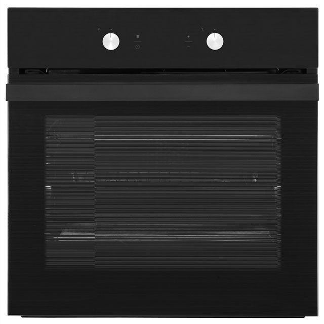 Leisure Patricia Urquiola POIM54300 Built In Electric Single Oven - Black Glass - A Rated