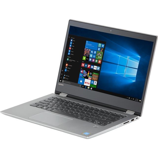 Lenovo 80X8009RUK Laptop in Mineral Grey