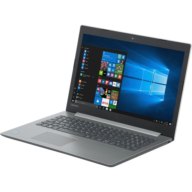 "Lenovo Ideapad 330-15IKB 15.6"" Laptop - Platinum Grey - 81DE0084UK - 1"