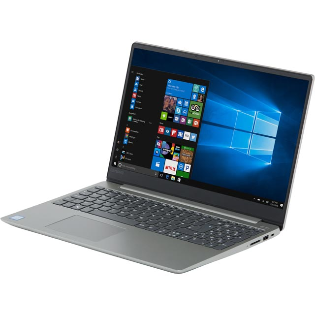 "Lenovo IdeaPad 330S-15IKB 15.6"" Laptop - Black - 81F500DQUK - 1"
