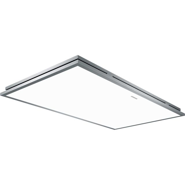 Siemens IQ-700 LF959RE55B 90 cm Ceiling Cooker Hood - Stainless Steel - A Rated - LF959RE55B_SS - 1
