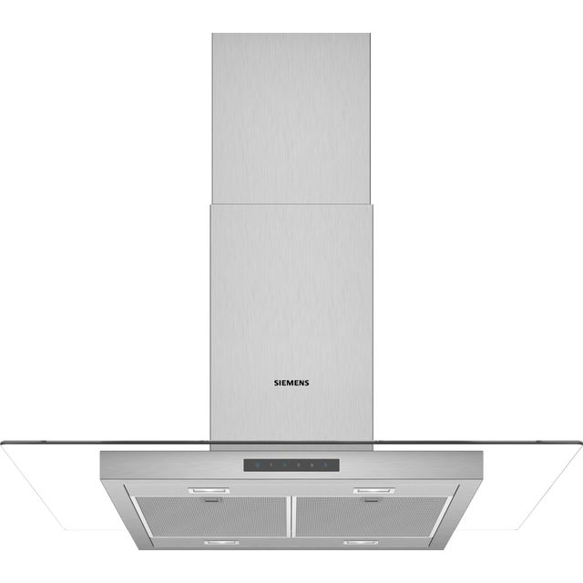 Siemens IQ-300 LF97GBM50B Built In Chimney Cooker Hood - Stainless Steel - LF97GBM50B_SS - 1