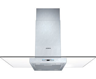Siemens IQ-500 LF98GB542B 90 cm Integrated Cooker Hood - Stainless Steel - LF98GB542B_SS - 1