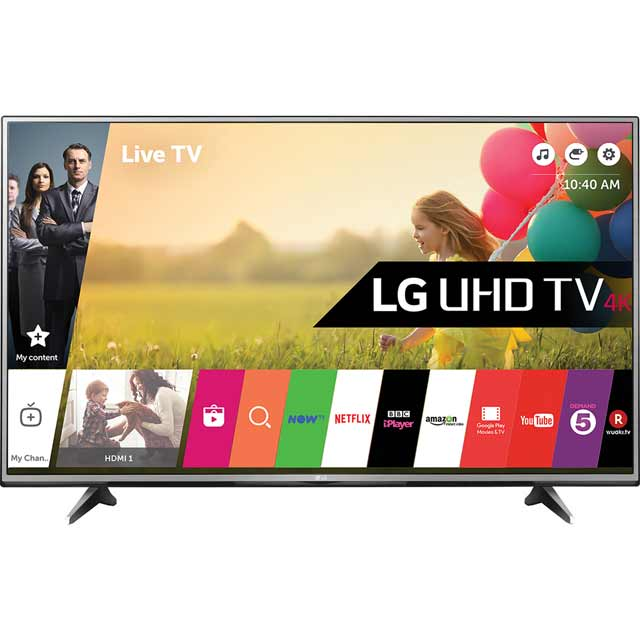 LG 60UH615V 60 Inch UHD 4K WEB OS Smart LED TV Best Price