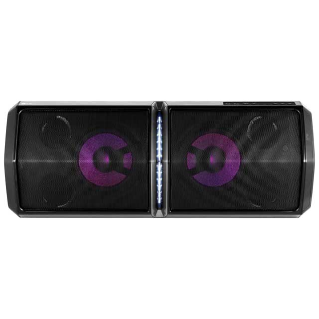 LG XBOOM FH6 600 Watt All-In-One Sound System - Black - FH6 - 1