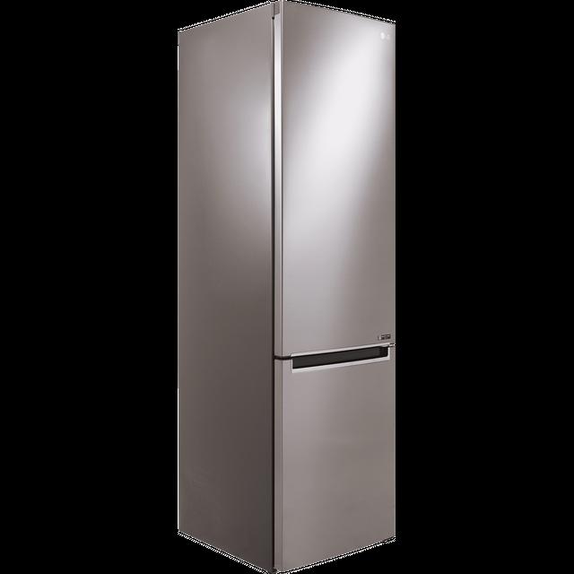 LG GBB72PZEFN 60/40 Frost Free Fridge Freezer – Steel – A+++ Rated