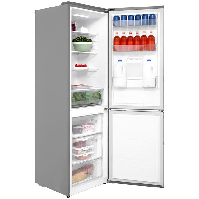 LG GBF59PZKZB Fridge Freezer - Stainless Steel