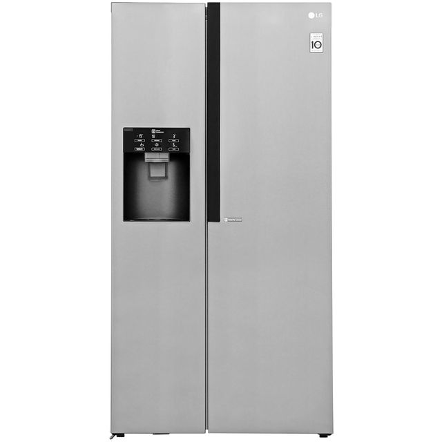 LG GSL560PZXV American Fridge Freezer - Stainless Steel - A+ Rated