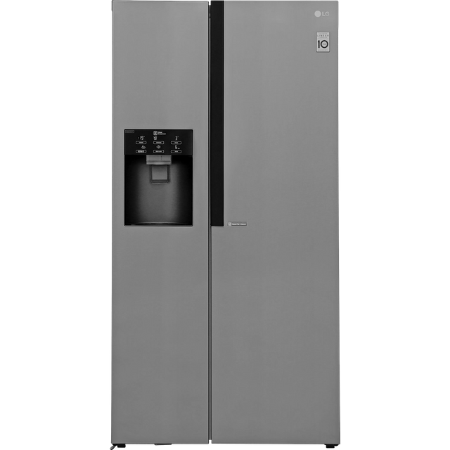 LG GSL560PZXV American Fridge Freezer - Stainless Steel - F Rated