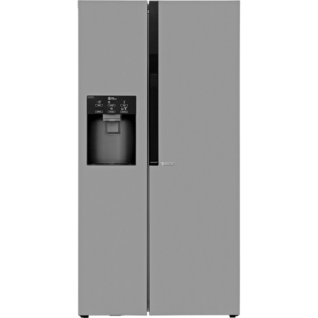 LG GSL561PZUZ American Fridge Freezer - Stainless Steel