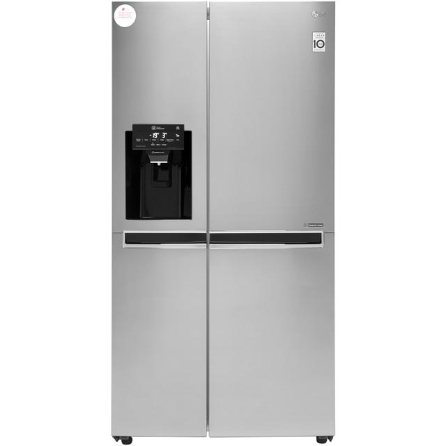 LG GSL760PZXV American Fridge Freezer - Stainless Steel - A+ Rated - GSL760PZXV_SS - 1
