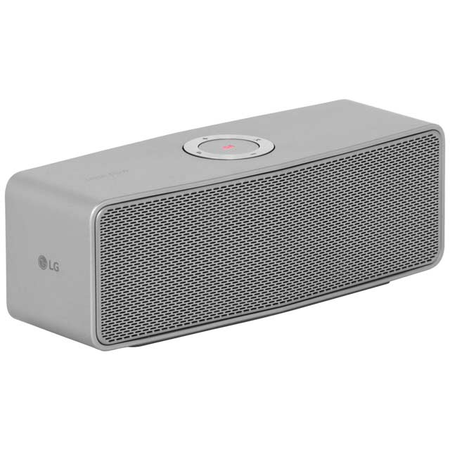 LG H4-NP8350 Multiroom Wireless Audio Speaker - Silver