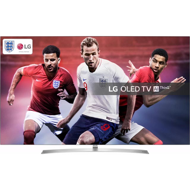 Image of LG OLED65B7V Oled Tv in Silver